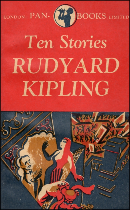 Ten Stories by Rudyard Kipling