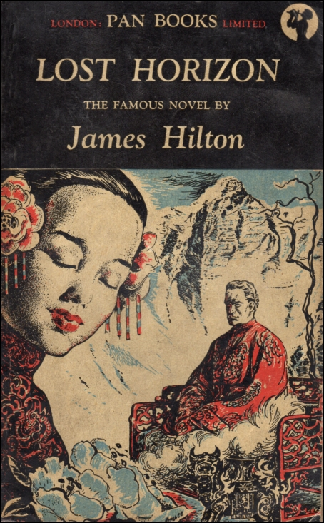 an analysis of the lost horizon a novel by james hilton Free essay: an analysis of hilton's lost horizon the horizon lifted like a curtain time expanded and space contracted in james hilton's lost.
