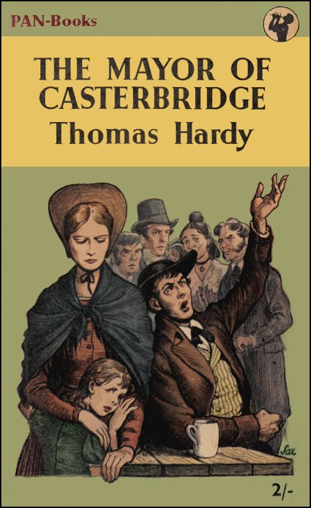 the mayor of casterbridge and essay