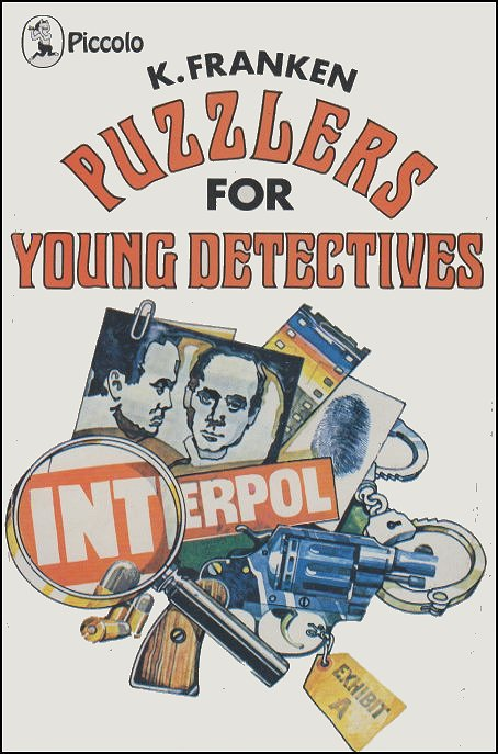 Puzzlers for Young Detectives