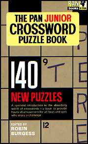 The PAN Junior Crossword Puzzle Book